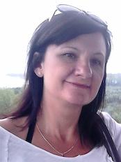 Zdjęcie przedstawiające Panią magister Małgorzatę Wierońską