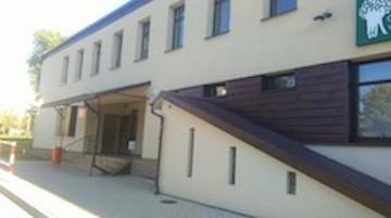 Zdjęcie budynku Poradni Psychologiczno-Pedagogicznej w Andrychowie